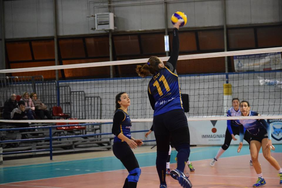 Salerno Guiscards vs Volley World Napoli 9 (1)