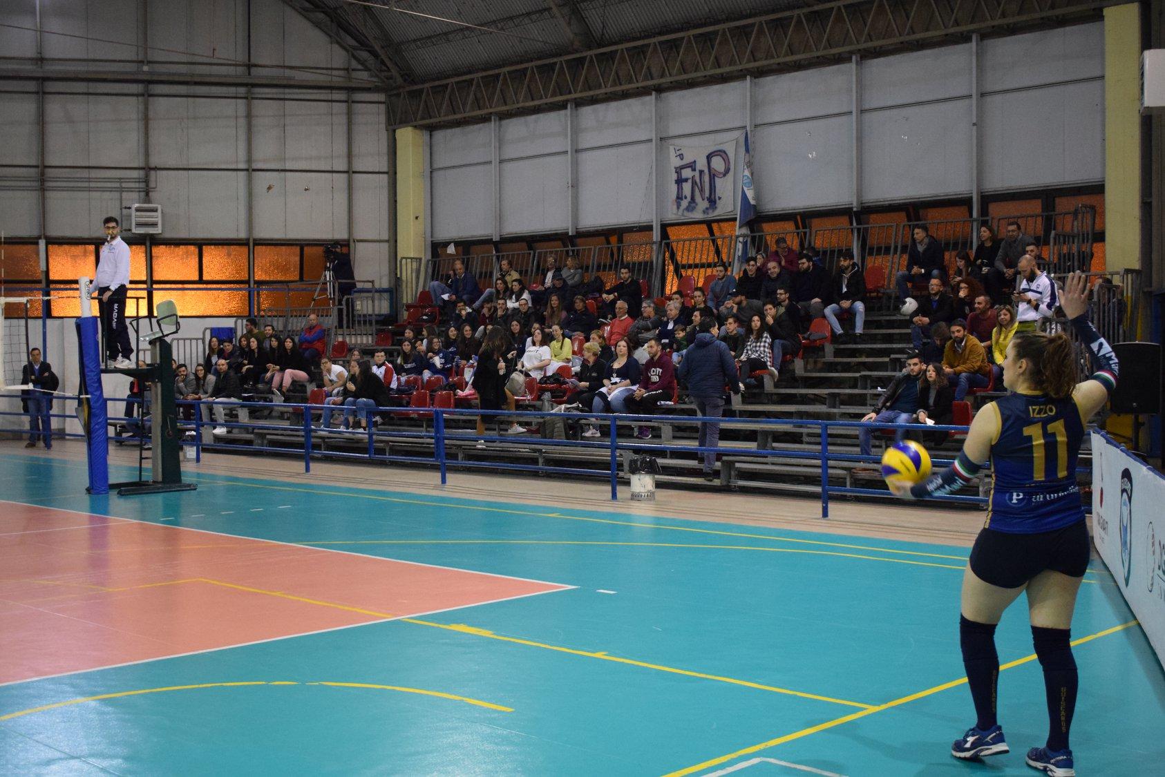 Salerno Guiscards vs Scintille Volley Cava 4