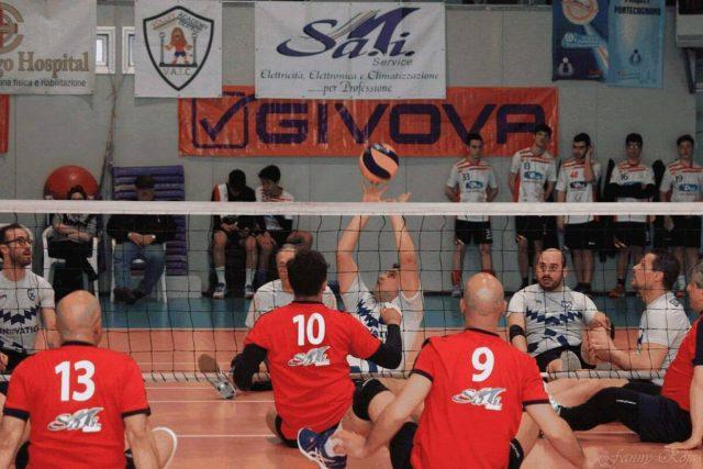 Sitting Volley, il team maschile pronto all'esordio