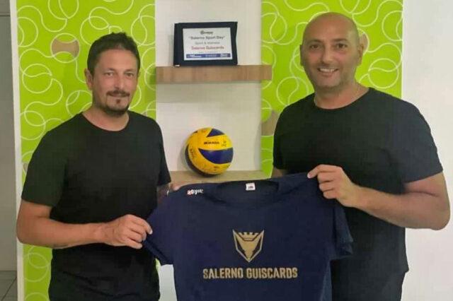 Team Volley, Paolo Cacace è il nuovo allenatore