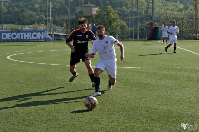 Team calcio impegnato in casa con il Città di Fisciano. «Iannone: Servirà una grande prova»